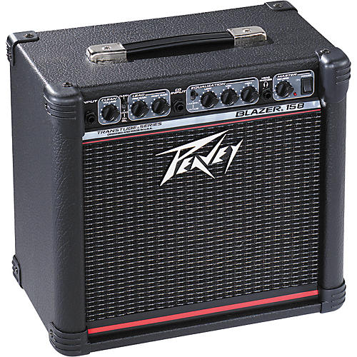 Peavey Transtube Blazer 158 1x8 15W Guitar Amp with Reverb