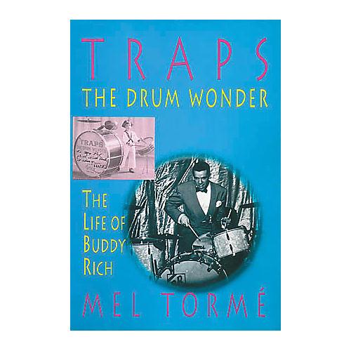 Hal Leonard Traps - The Drum Wonder Book-thumbnail