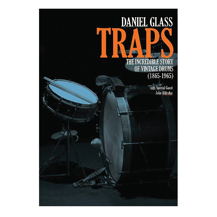 Alfred Traps Documentary By Daniel Glass Drum 2 DVD Set