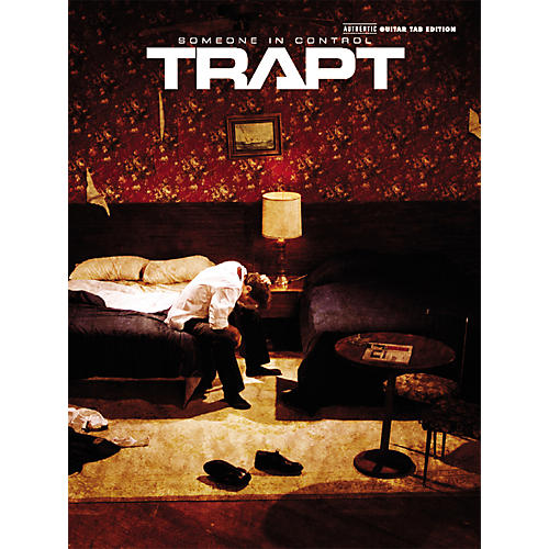 Alfred Trapt Someone in Control Guitar Tab Songbook