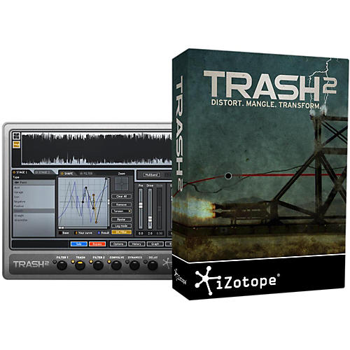 iZotope Trash 2 Software Download