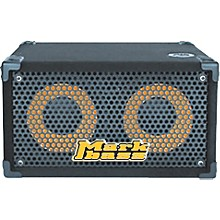 Markbass Traveler 102P Rear-Ported Compact 2x10 Bass Speaker Cabinet 4 Ohm