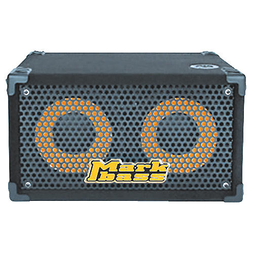 Markbass Traveler 102P Rear-Ported Compact 2x10 Bass Speaker Cabinet  8 Ohm