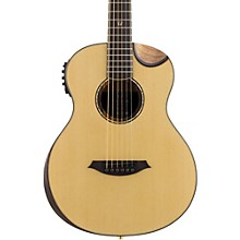 Traveler Guitar Traveler Guitar CL-3EQ Acoustic/ Electric with Gig Bag Satin Natural 0.75