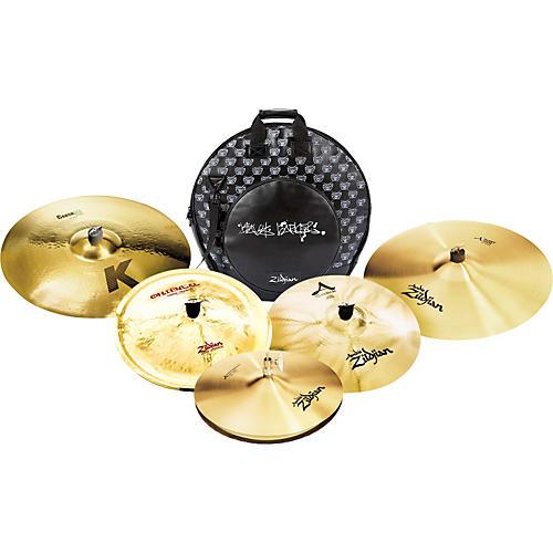 Zildjian Travis Barker Pro Cymbal Pack