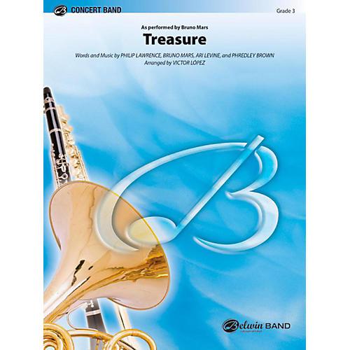 Alfred Treasure Concert Band Level 3 Set