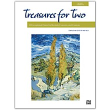 Alfred Treasures for Two Book