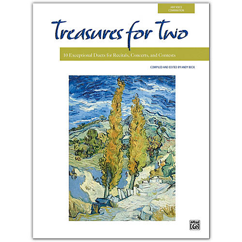 Alfred Treasures for Two Book-thumbnail