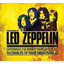 Hal Leonard Treasures of Led Zeppelin