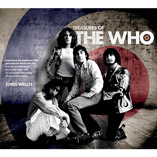 Hal Leonard Treasures of The Who Ref Book