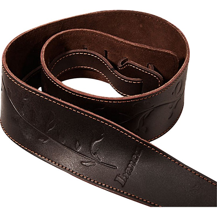 Ibanez Tree of Life Leather Strap