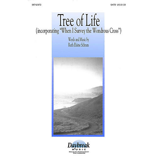 Daybreak Music Tree of Life (SATB) SATB composed by Ruth Elaine Schram-thumbnail