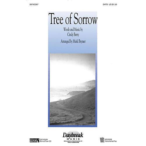 Hal Leonard Tree of Sorrow SATB arranged by Mark Brymer-thumbnail