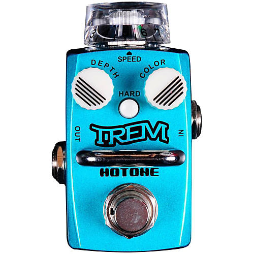 Hotone Effects Trem Analog Tremolo Skyline Series Guitar Effects Pedal-thumbnail