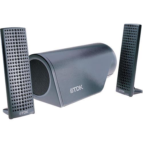 TDK Tremor S60 3-Piece Multimedia Speakers-thumbnail