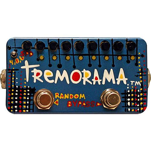 ZVex Tremorama Tremolo Guitar Effects Pedal