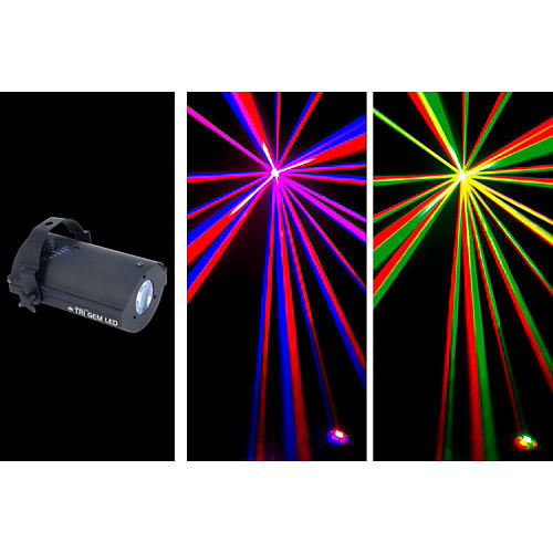American DJ Tri Gem LED Effect Light