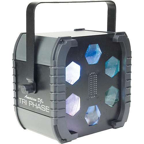 American DJ Tri Phase LED DMX Moonflower Light