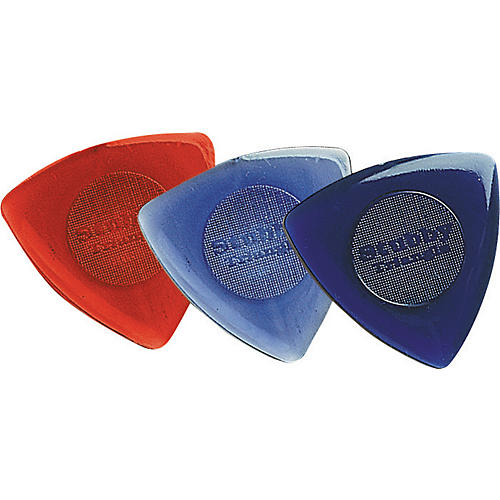 Dunlop Tri Stubby Guitar Picks 6-Pack