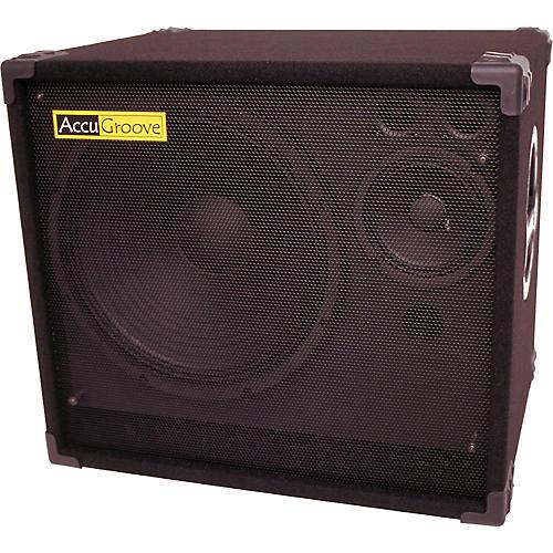 AccuGroove Tri115L Bass Cabinet