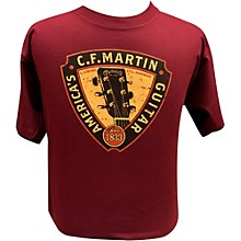 Martin Triangle Headstock T-Shirt