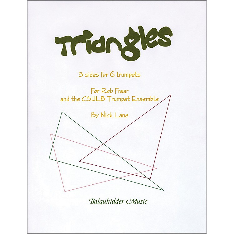 Carl Fischer Triangles Book