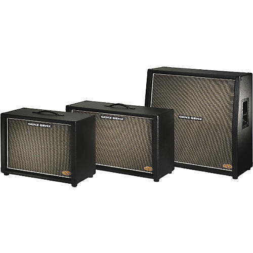 Genz Benz Tribal Series TS-212BK 100W 2X12 Guitar Extension Cabinet