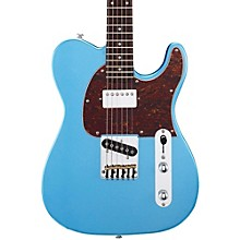 G&L Tribute ASAT Classic Bluesboy Electric Guitar Lake Placid Blue Rosewood Fretboard