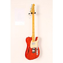 G&L Tribute ASAT Classic Bluesboy Semi-Hollow Electric Guitar Level 2 Clear Orange, Maple Fretboard 190839116932