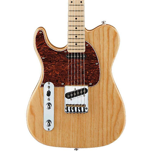 G&L Tribute ASAT Classic Left-Handed Electric Guitar Gloss Natural Maple Fretboard