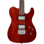Tribute ASAT Deluxe Carved Top Electric Guitar Irish Ale
