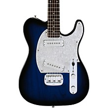 G&L Tribute ASAT Special Electric Guitar Blue Burst Rosewood Fretboard
