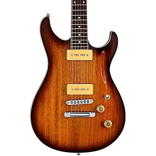 G&L Tribute ASCARI GT90 Electric Guitar Tobacco Sunburst Rosewood Fretboard