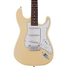 Tribute S500 Electric Guitar Vintage White Rosewood Fretboard