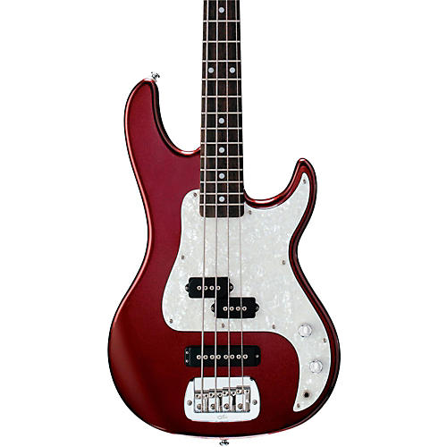 G&L Tribute SB2 Electric Bass Guitar Bordeaux Red Rosewood Fretboard