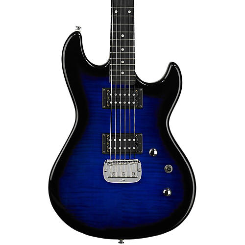 G&L Tribute Superhawk Deluxe Jerry Cantrell  Electric Guitar Blueburst