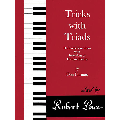 Lee Roberts Tricks with Triads - Set II Pace Piano Education Series Composed by Don Fornuto-thumbnail