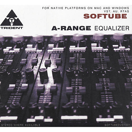 Softube Trident A-Range EQ Plug-in - Native Software  Download