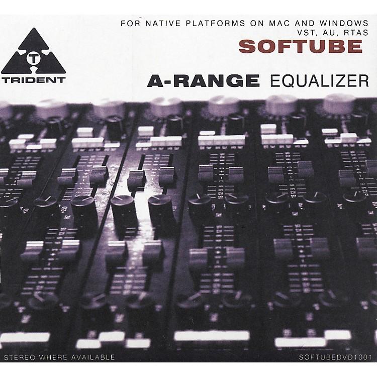 SoftubeTrident A-Range Equalizer-Native Plug-In Software Download