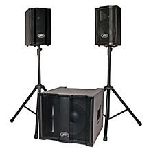 Open BoxPeavey TriFlex II 1000W Three-Piece, Two-Channel Sound System