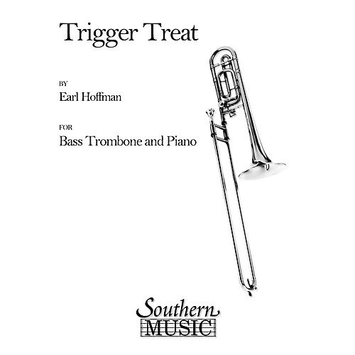 Southern Trigger Treat (Bass Trombone) Southern Music Series Composed by Earl Hoffman-thumbnail