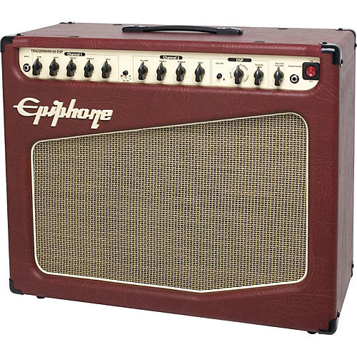 Epiphone Triggerman 60DSP 60W Solid State Combo with 12