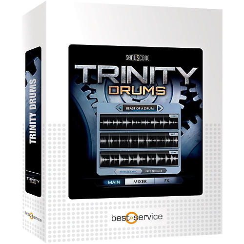 Best Service Trinity Drums-thumbnail