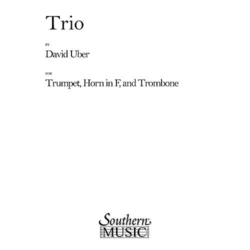 Southern Trio (Brass Trio) Southern Music Series by David Uber-thumbnail