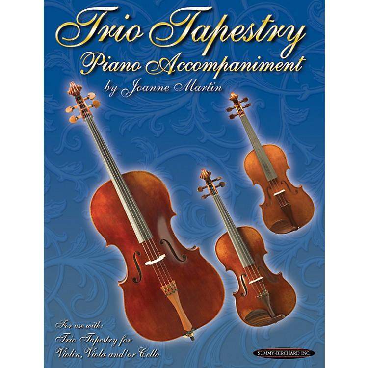 AlfredTrio Tapestry Piano Accompaniment Book