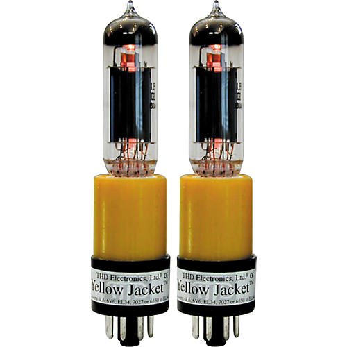 THD Triode Yellow Jacket for 7591 Amps