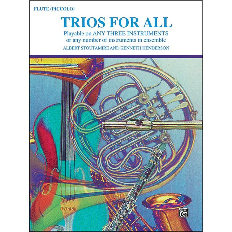 AlfredTrios for All Flute Piccolo