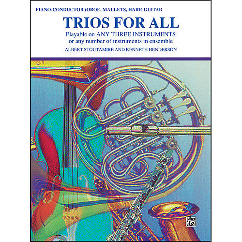 Alfred Trios for All Piano/Conductor Oboe Bells-thumbnail