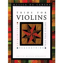Editio Musica Budapest Trios for Violins (Score and Parts) EMB Series Composed by Various