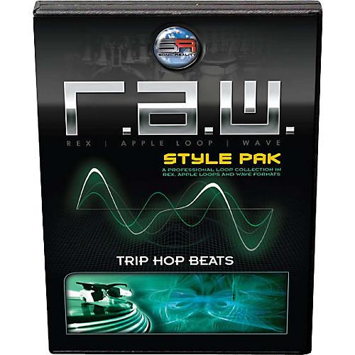 Sonic Reality Trip Hop Beats R.A.W. Style Pak
